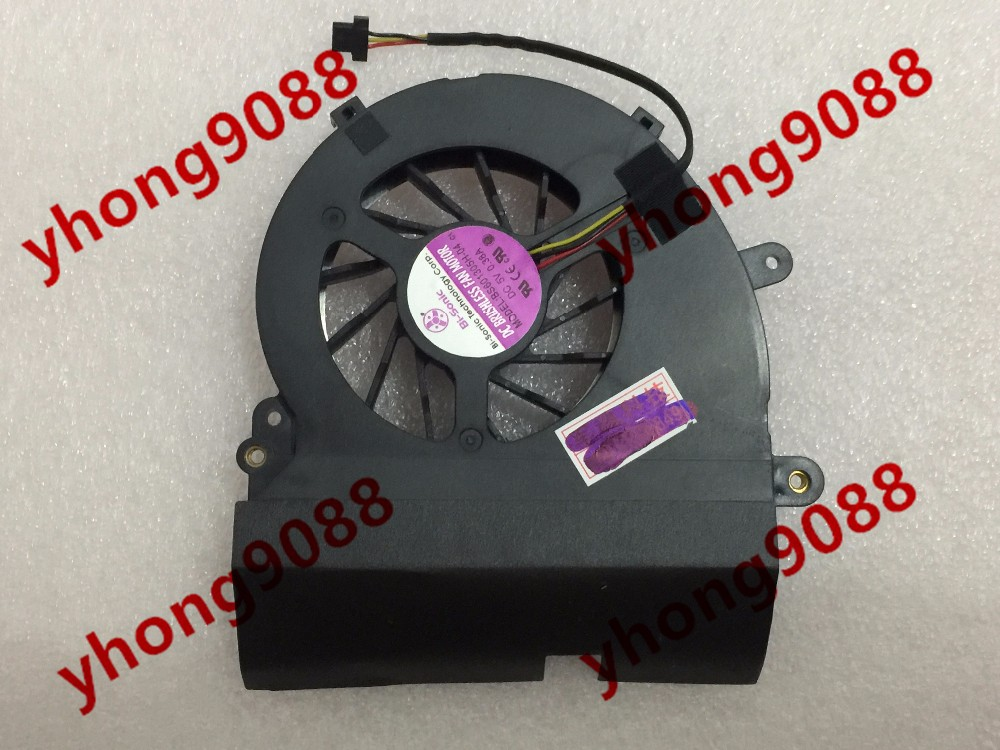 Emacro For Bi-Sonic BS601305H-04 DC 5V 0.38A 3-wire Server Blower Cooling Fan free shipping emacro young lin dfs701512m dc 12v 2 8a 2 wire 2 pin connector 100mm 70x70x15mm server square cooling fan