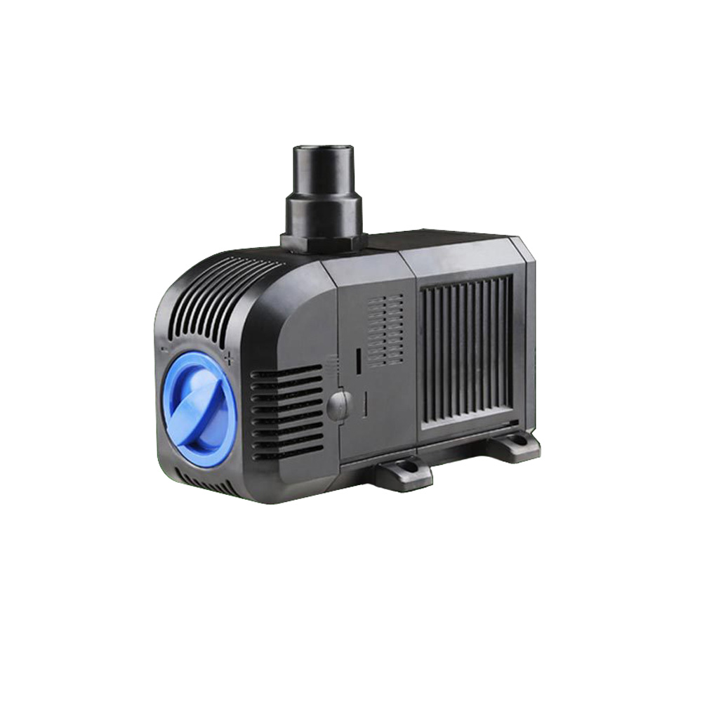 Ac 12v submersible fountain pump with light ac free for Small water fountain pump