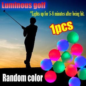 Image 1 - Golf Parlak Işık up Topu Işık Topu Golf LED Işık Topu LED Gece Kızdırma Golf Topu