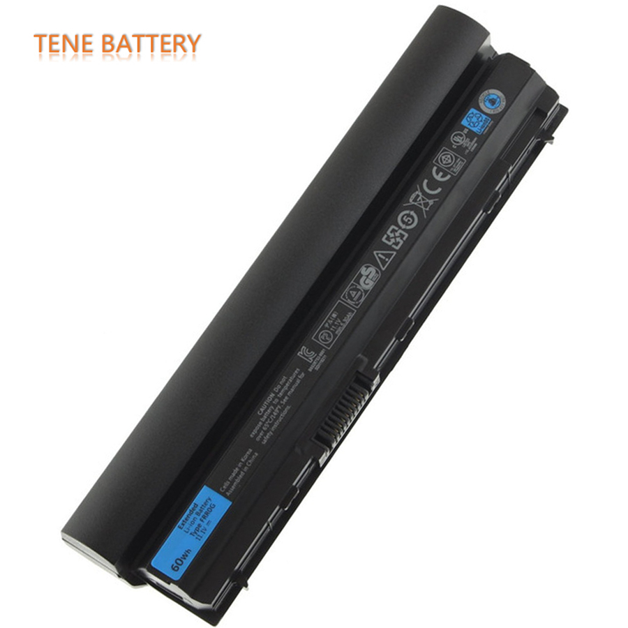все цены на 11.1v 60wh Original Li-ion Battery FRR0G for Dell Latitude E6220 E6230 E6320 E6330 RFJMW FRROG KJ321 K4CP5 J79X4 Free shipping онлайн