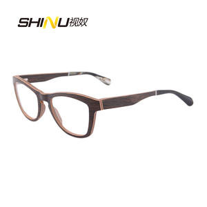 9b4a0f9f73 SHINU prescription eyeglasses women optical glasses frame