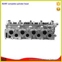 Kompletny HW RF R2 głowicy cylindrów 66AMZ2002 11102 10342 dla azji silniki Rocsta 2184cc 2.0D 8 v 1993 |cylinder head|cylinder head completecomplete cylinder head -