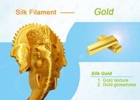 Silk PLA filament