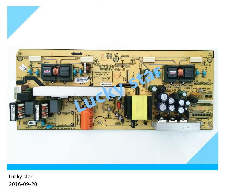 цена на Original power supply board 5800-P26ATB-0060/0050/0030 168P-P26ATB-00