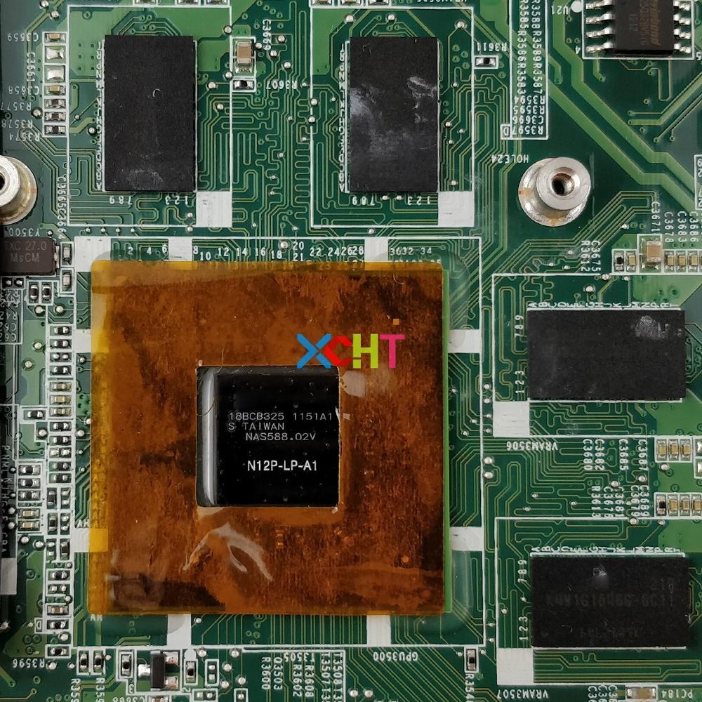 Image 4 - A000082100 DABLBMB28A0 w N12P LP A1 GPU HM65 for Toshiba Satellite L750 L755 Notebook PC Laptop Motherboard Mainboard-in Laptop Motherboard from Computer & Office
