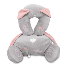 Plush Doll Soft Toy Cushion Waist Support U Type Pillow Suit For Nap And Rest Comfortable Pillow