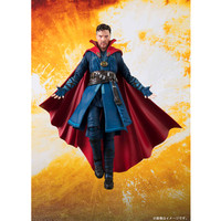 The Avengers: Infinity War Superhero Movie Doctor Strange PVC Action Figure Collectible Model Toy Boxed