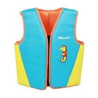 MANNER Life Jacket for Kids 1 10 Boy Girl Buoyancy Suit for Snorkeling Swimming Drifting Neoprene Surfing Life Vest T