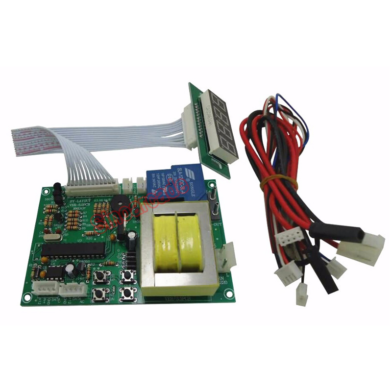 цена на JY-16 220V arcade coin operated Timer board Timer Control Board Power Supply For coin acceptor coin operated
