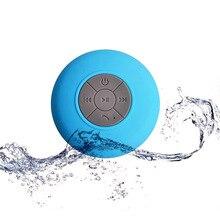 Bezprzewodowy głośnik Bluetooth przenośny Mini wodoodporny prysznic głośniki głośnomówiący głośnik samochodowy dla iPhone Samsung MP3 odtwarzacz muzyczny