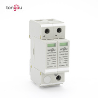 SPD DC 1000V 20KA~40KA House Surge Protector Protective Low voltage Arrester Device