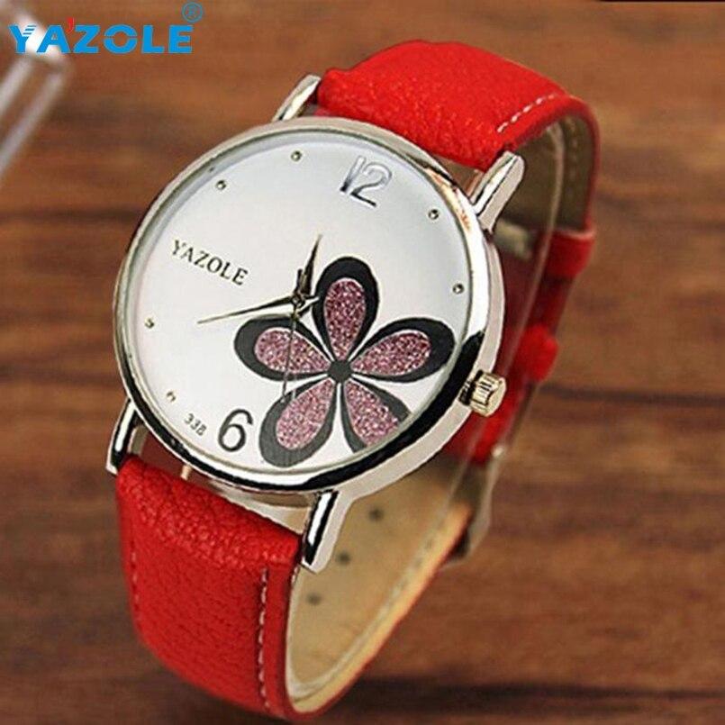2018 Splendid Womens Watch Luxury Famous Wristwatches Fashion Clock Relogio Feminino Women Quartz Watch Dropship