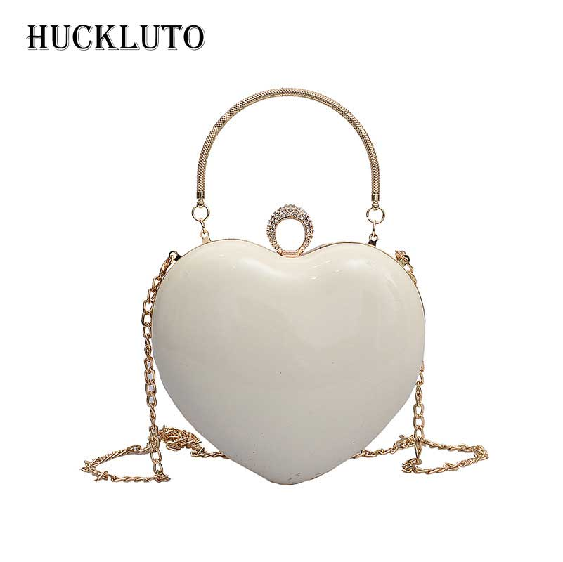 HuckLuto 2019 New Limited Time Discount Spring Fashion Luxury Chain Mini Love Shoulder Messenger Bag Leather Womens HandbagHuckLuto 2019 New Limited Time Discount Spring Fashion Luxury Chain Mini Love Shoulder Messenger Bag Leather Womens Handbag