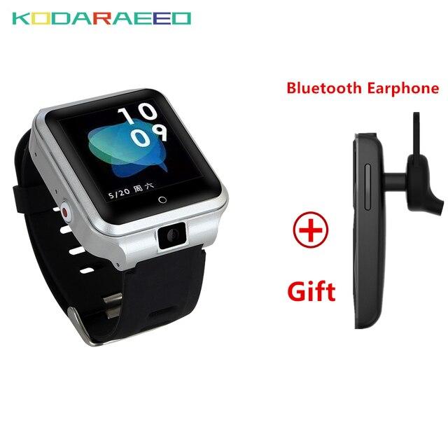 M13 smart watch Android 1 gam + 8 gam SIM 4 gam đồng hồ điện thoại Trái Tim Tỷ Lệ tracker WIFI GPS IP67 Không Thấm Nước huyết áp sportwatch điện thoại người đàn ông