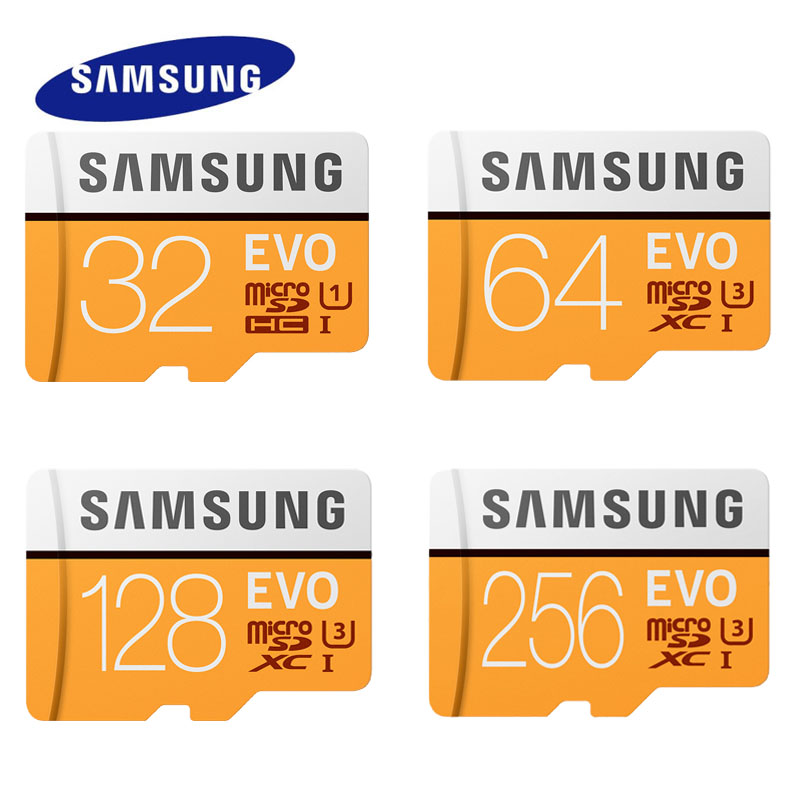 2017 samsung microsd card evo 64gb 16gb evo plus micro sd class10 32gb microsdhc microsdxc card. Black Bedroom Furniture Sets. Home Design Ideas