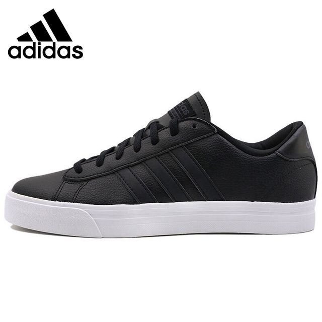 adidas cloudfoam super daily leather sneaker