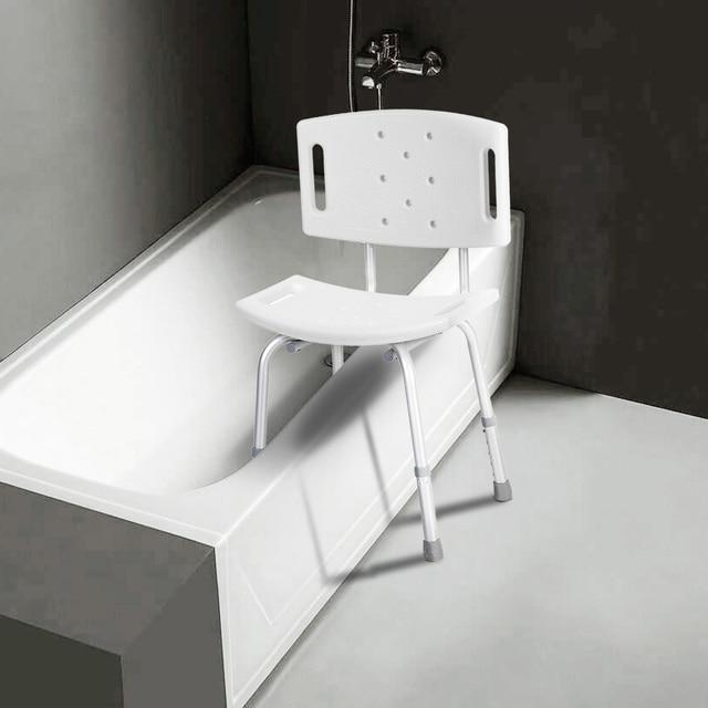 2 In 1 Design Medizinische Dusche Stuhl Hocker Abnehmbare
