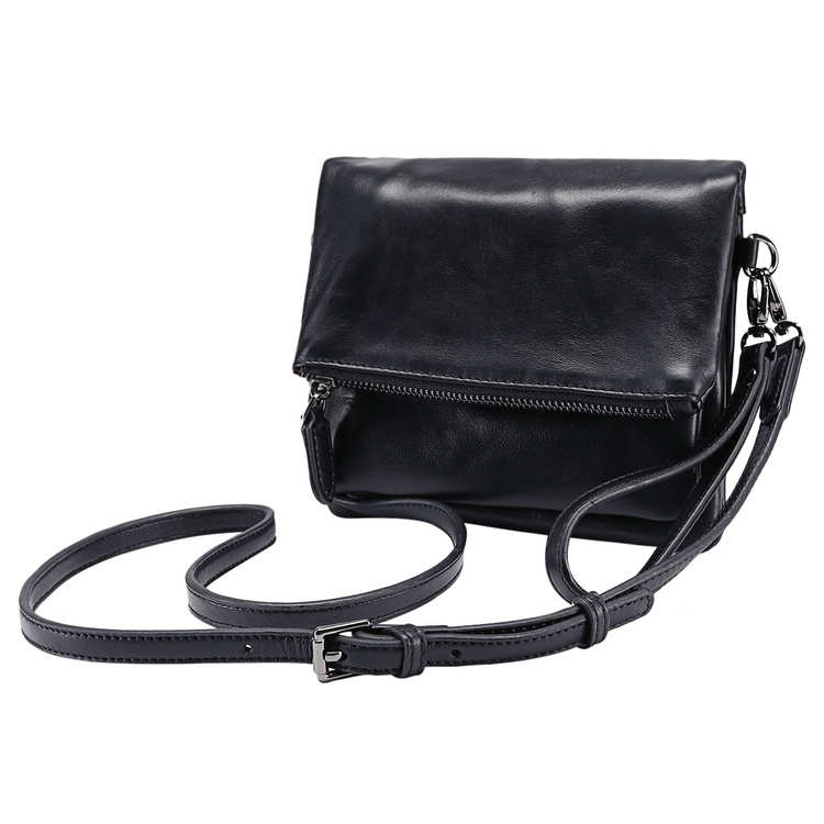 ITSLIFE Fashion Brand Designer Women Messenger Bags Triple Zip Small Shoulder Bag High Quality  Crossbody Bag for Girls feral cat women small shell bag pvc zipper single shoulder bag luxury quality ladies hand bags girls designer crossbody bag tas