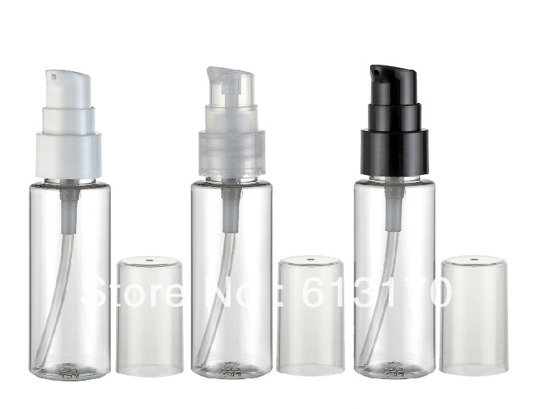 40ml PET pump lotion bottles Empty shampoo cosmetic packing container travel refillable iope 40ml