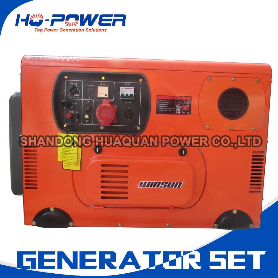 Online Buy Wholesale Silent Diesel Generator 10kw From