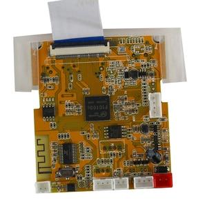 Image 3 - GHXAMP 4,3 zoll LCD Bluetooth Video Decoder Board MP3 Audio MP4 MP5 DTS WAV FM AUX Unterstützt HD Eingebaute 16*16 DDR Speicher DC 5 v