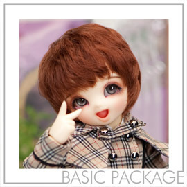Image 4 - OUENEIFS Pongpong Littlefee Fairyland 1/6 doll resin body model  baby girls boys dolls eyes High Quality