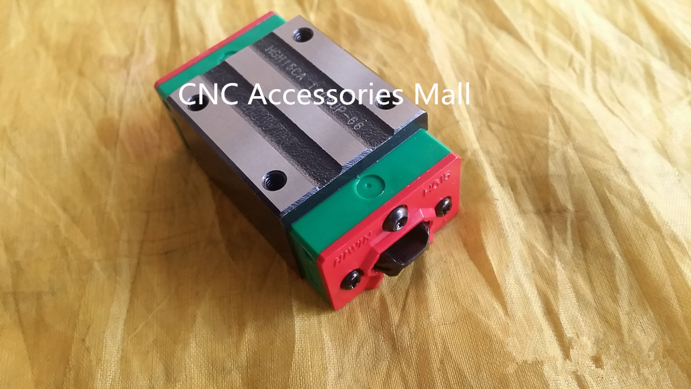 все цены на 4pcs HGH15CA Original HIWIN Linear Guide Blocks match HGR15 Linear Guide Rails онлайн