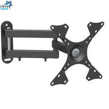 CNXD Universal LCD LED TV PC Monitor Wall Mount Bracket Tilt Swivel Plasma TV Wall Mount VESA 200*200mm free shipping vesa 400x400 480x400 stand for tv screen tv wall mount tilt plasma lcd 26 32 37 42 50 inch universal tv bracket