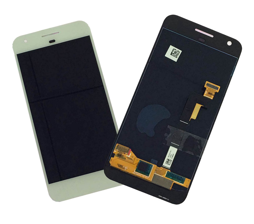 STARDE Replacement LCD For Google Pixel LCD Display Touch Screen Digitizer Assembly Black / White 5