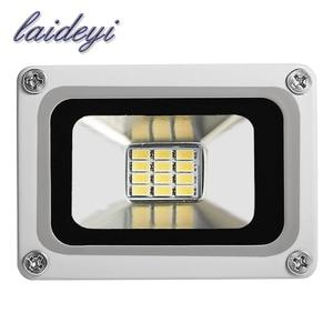 12V 10W Waterproof LED Flood L