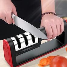 Xmpromo Professional Knife Sharpener Diamond  Whetstone Kitchen Ceramic Sharping Knives Tool Stainless Steel