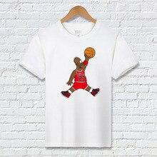 The Simpsons X Michael Jordan T-shirt (XS-XXXL)