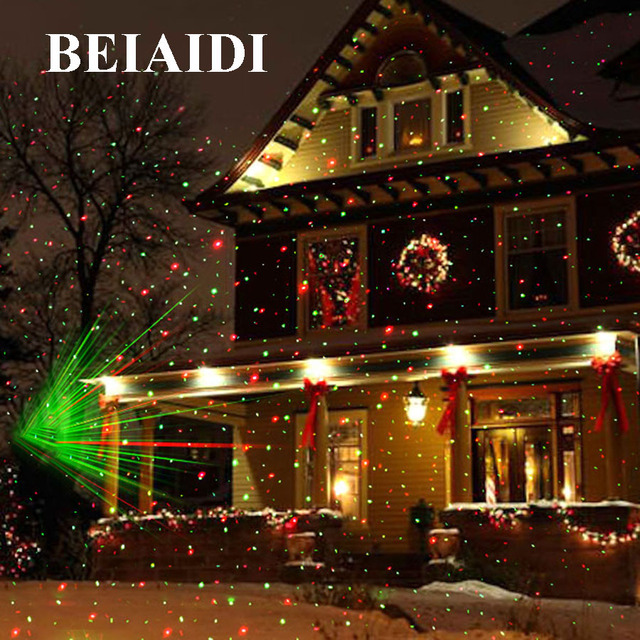 Beiaidi christmas outdoor laser projector star spotlight garden beiaidi christmas outdoor laser projector star spotlight garden landscape light dj disco stage lamps rg garden mozeypictures Image collections
