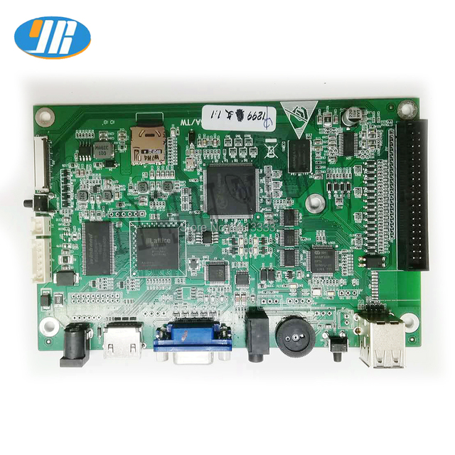 Sensational Arcade Game Console Main Board 1299 In 1 Pcb Board With Wiring Wiring Digital Resources Operpmognl