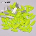 JUNAO 8*22mm Neon Ye...