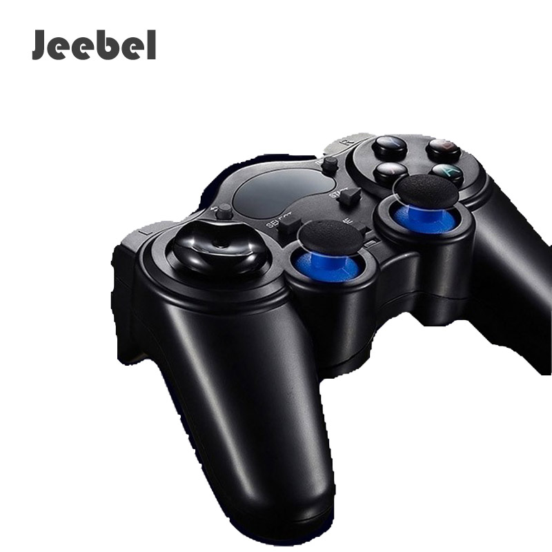 Jeebel Wireless Gamepad Joypad Controller Joystick 2 4G for Tablet PC Game Smart TV Box Android