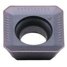 MOSASK 10pcs SEKT1204AFTN ZM90 Medium Finish Machining Steel of General Material Tungsten Milling Carbide Inserts