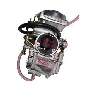 Image 3 - Gratis Verzending Originele Motorfiets Carburador Carburateur Voor Suzuki GN250 Gn 250 250QY 250E A 250GS Carburateur Carb Onderdelen