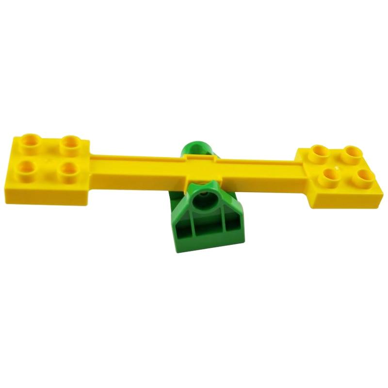 Duplo Compatible City Blocks Big Size Toy For DuploChildren Accessories Building Blocks Figures DIY KitsToys & Hobbies Duploe