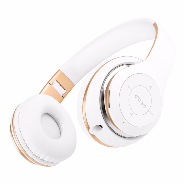 Sound Intone BT-09 Bluetooth Headphone Wireless Stereo Heavy Bass Headset with Microphone Headphones for Computer iphone Xiaomi