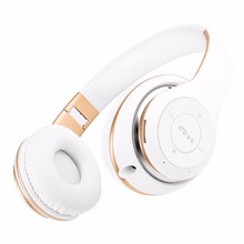 Sound Intone BT-09 Bluetooth Headphone Wireless Stereo Heavy Bass Headsets With Microphone Headphones For Computer iphone Xiaomi