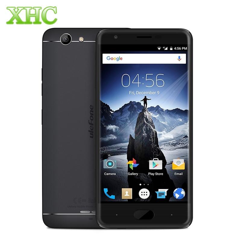 4G LTE Ulefone U008 Pro RAM 2GB ROM 16GB 5.0'' Android 6.0 MT6737 Quad Core Dual SIM 3500mAh 1280x720 Smart Phone