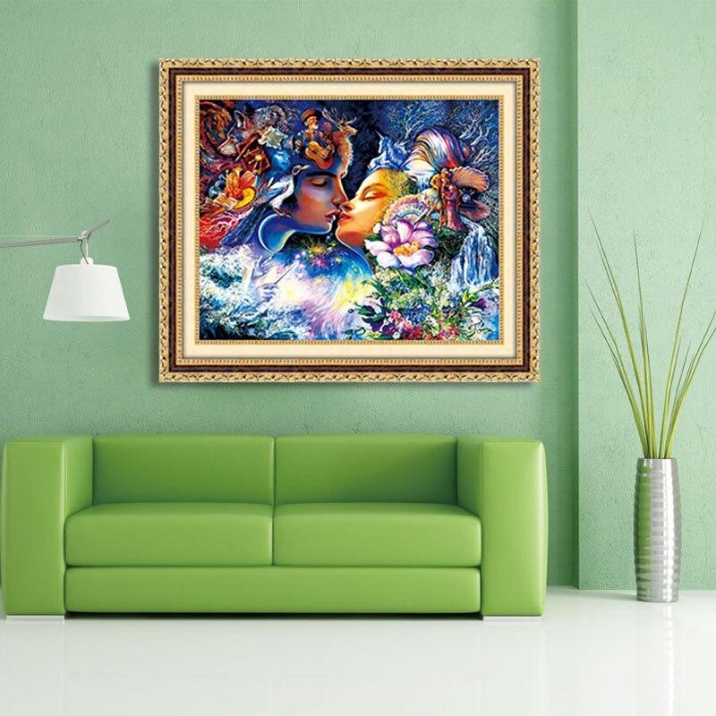 MURAN, 3D, diy elmas boyama, 5D nakış macunu, Eğlence yeri - Sanat, el sanatları ve dikiş - Fotoğraf 3