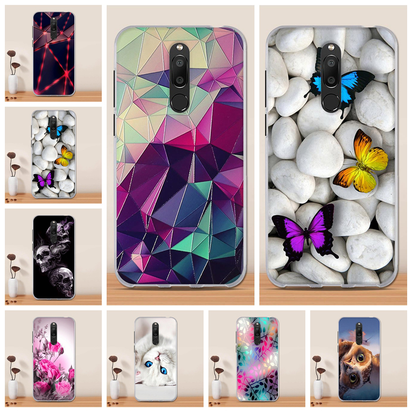 For <font><b>Meizu</b></font> <font><b>M6T</b></font> Case Silicone Soft TPU 3D Back Cover For <font><b>Meizu</b></font> M6 T <font><b>M6T</b></font> Cover Case Funda For <font><b>Meizu</b></font> <font><b>M6T</b></font> <font><b>M811h</b></font> Coque Phone Case Capa image