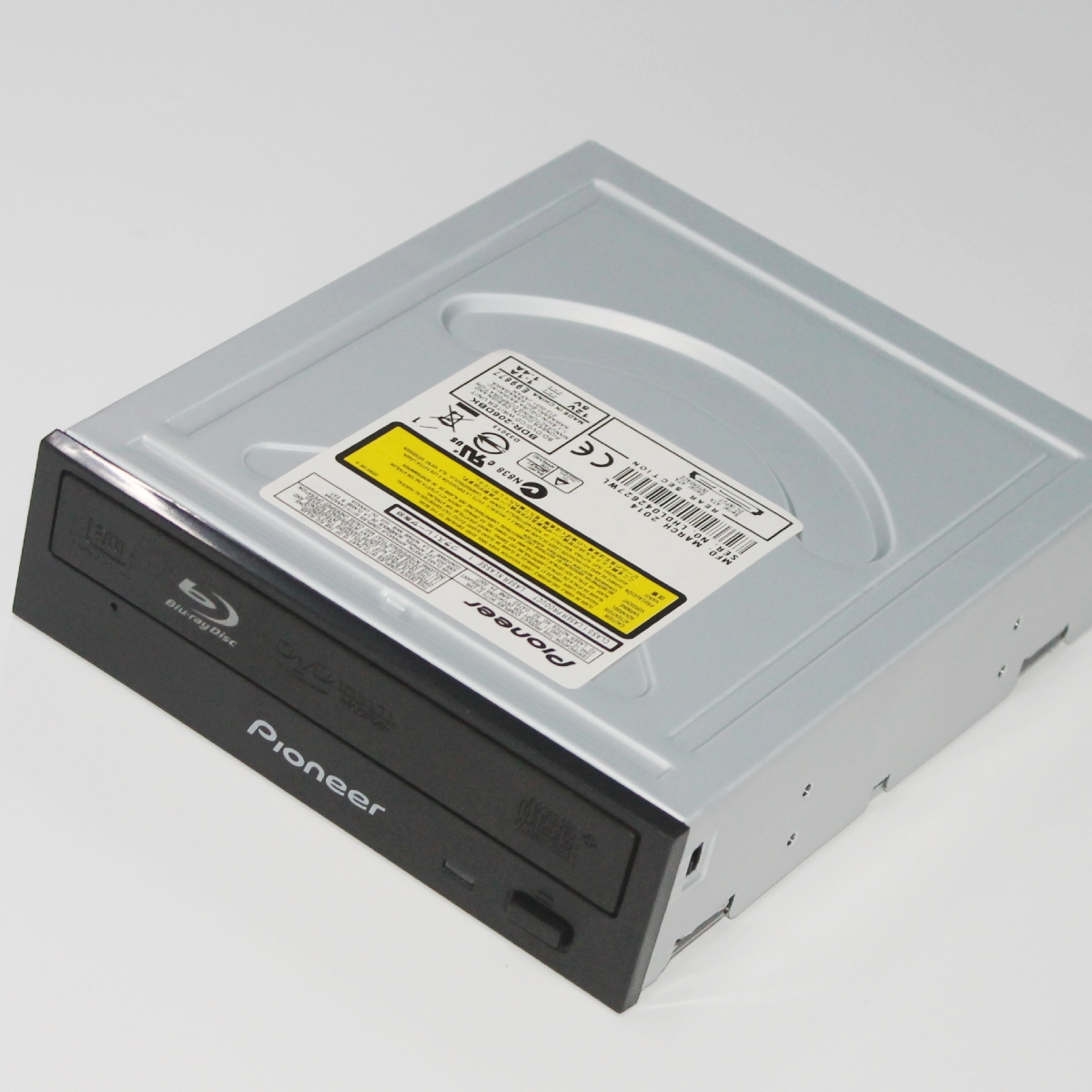 Pioneer BDR-S06 BD/DVD/CD Drive Drivers for PC