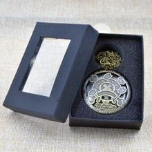 One Piece Tony Tony Chopper Quartz Pocket Watch Pendant