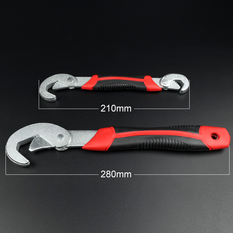 2PC 9 32MM For Nuts and Bolts of All Shapes and Sizes Multi Function Universal Wrench Set Snap and Grip Wrench Set in Wrench from Tools