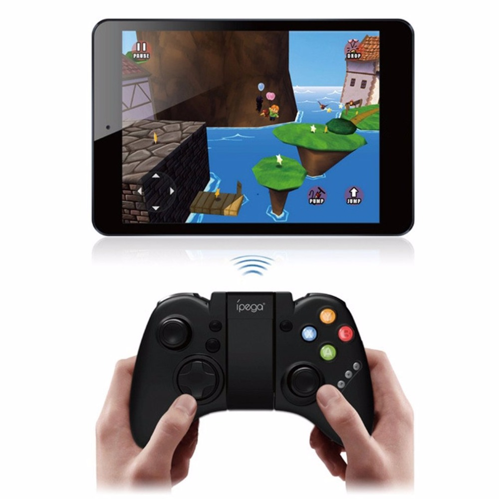 iPega Wireless Bluetooth Game Handle Gaming Controller Classic Joystick For Android iOS  ...