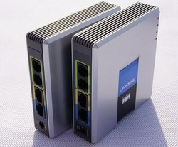 Fast Shipping! Good quality Unlocked Linksys SPA9000 Ippbx Ip Voip Telephony System no retail box
