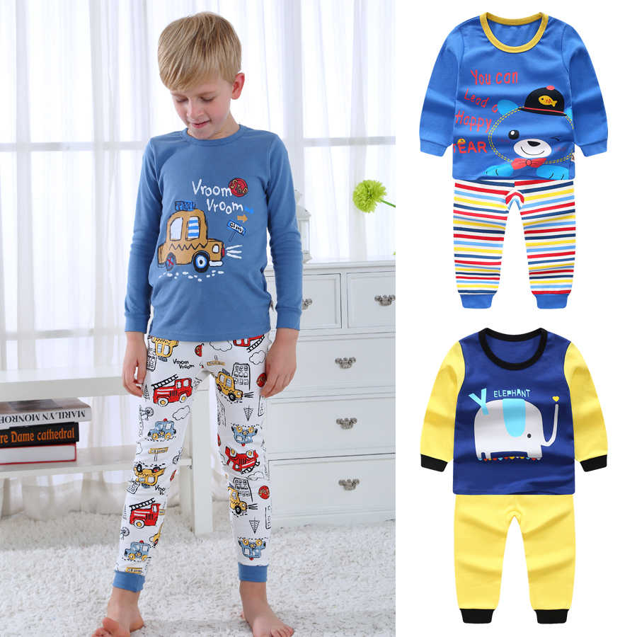 Kids Boys Clothing Set Spring Autumn Kids Clothes Set 3 4 5 6 7 8 Years Boys Sports Suit Fashion Children Clothing DS29